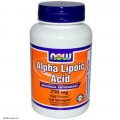 NOW Alpha Lipoic Acid – Альфа-липоевая кислота 250 mg - БАД