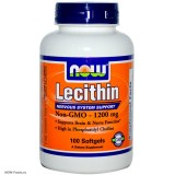 NOW Lecithin - Лецитин 1200mg - БАД