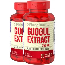 Pipping Rock Guggul Extract – Гуггул - БАД