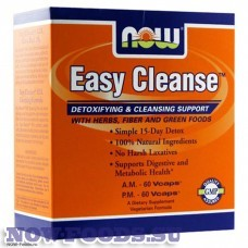 NOW Easy Cleanse – Изи Клинз 120 капсул