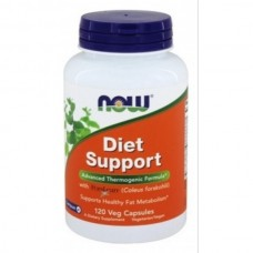 NOW Diet Support – Диет Саппор 120 капсул