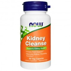 NOW Kidney Cleanese Очищение почек 90 капсул